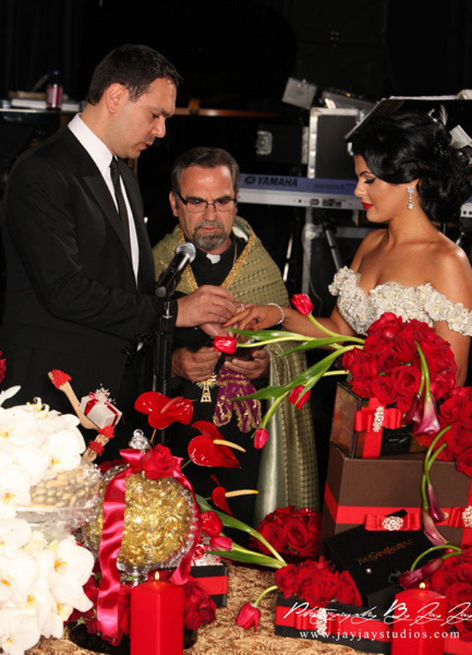 Armenian Wedding Traditions: The History Of Engagement