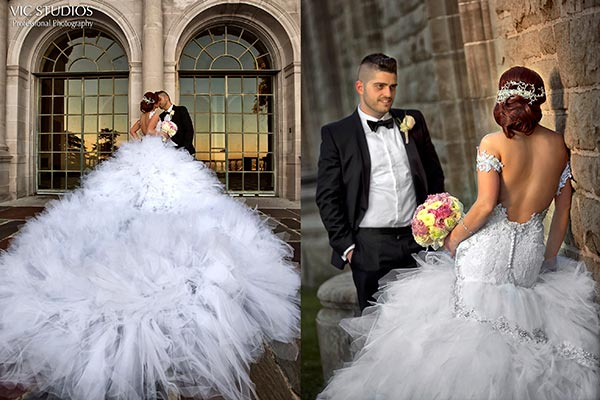 Featured Wedding - Angela & Sevak