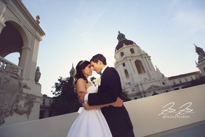 Featured Wedding - Tveen & Vasken