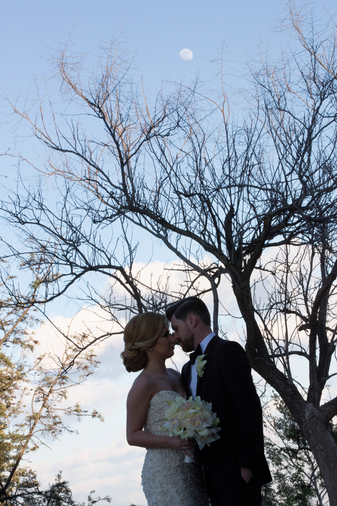 Chris and Anashae's featured wedding