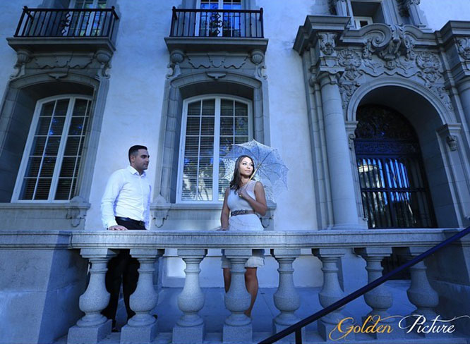 Engagement Photoshoot Locations