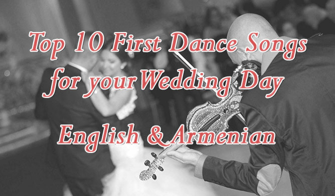 Top 10 First Dance Songs