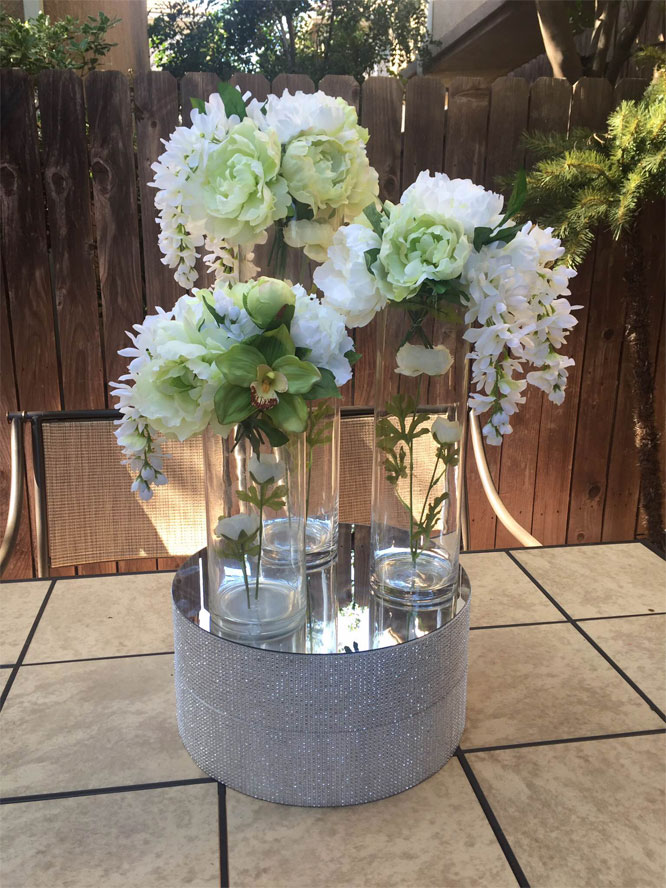 Christine's centerpiece samples