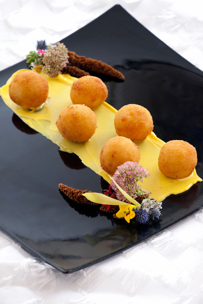 Risotto Croquettes by Anoush Banquet Halls and Catering