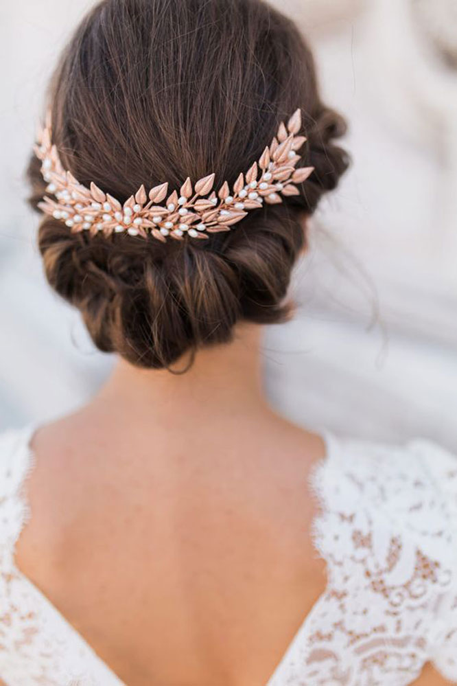 Copper and Rose Gold Wedding Rose Gold Wedding