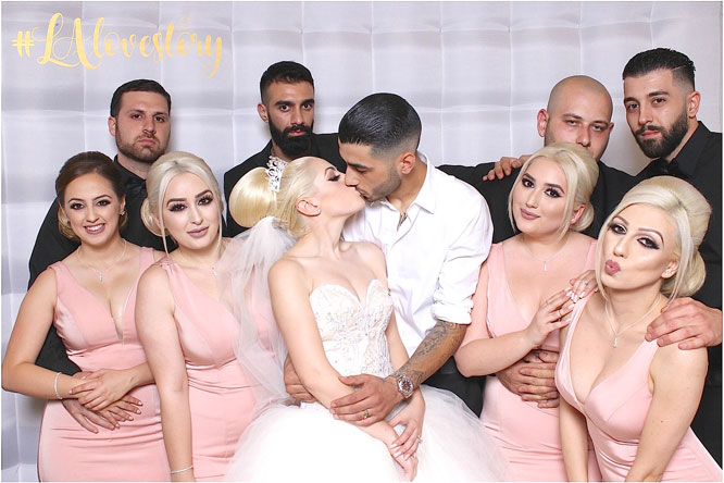 Lilit and Alik's Wedding