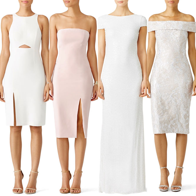 Rent the Runway Bridal Dresses