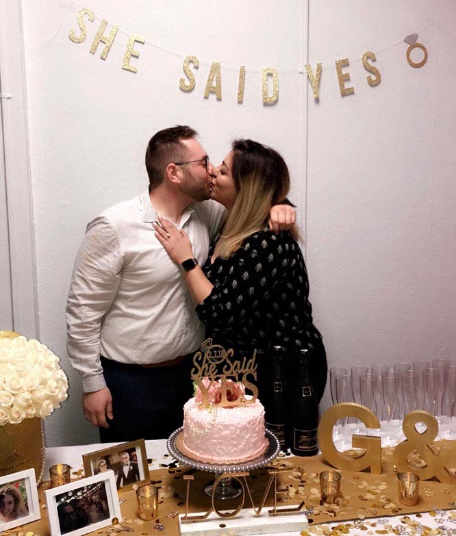 Featured Proposal: Gamer and Kristina