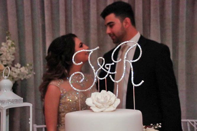 Featured Engagement: Rostom & Tatiana