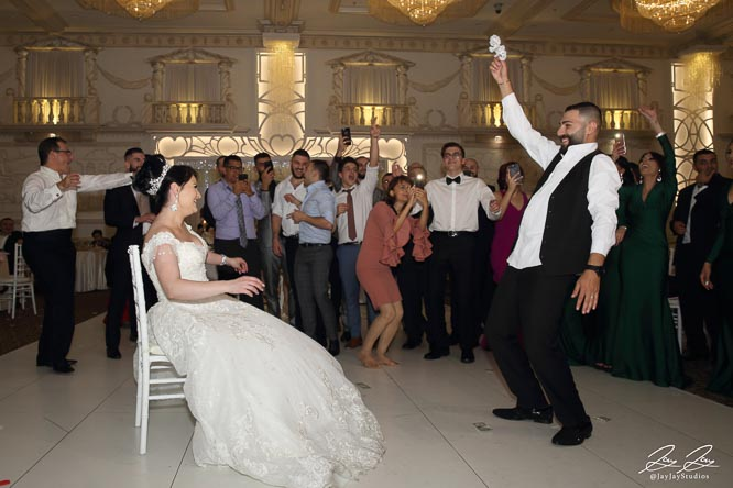 Featured Wedding: Sandi & Narek