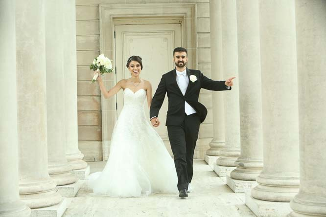 Featured Wedding: Shant & Maral