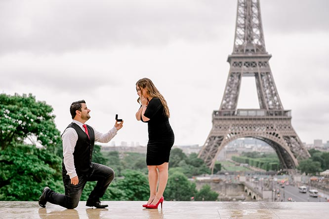 Featured Proposal: Vahe & Hilda