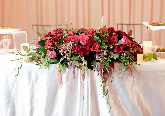 Featured Wedding - Diana's Flowers