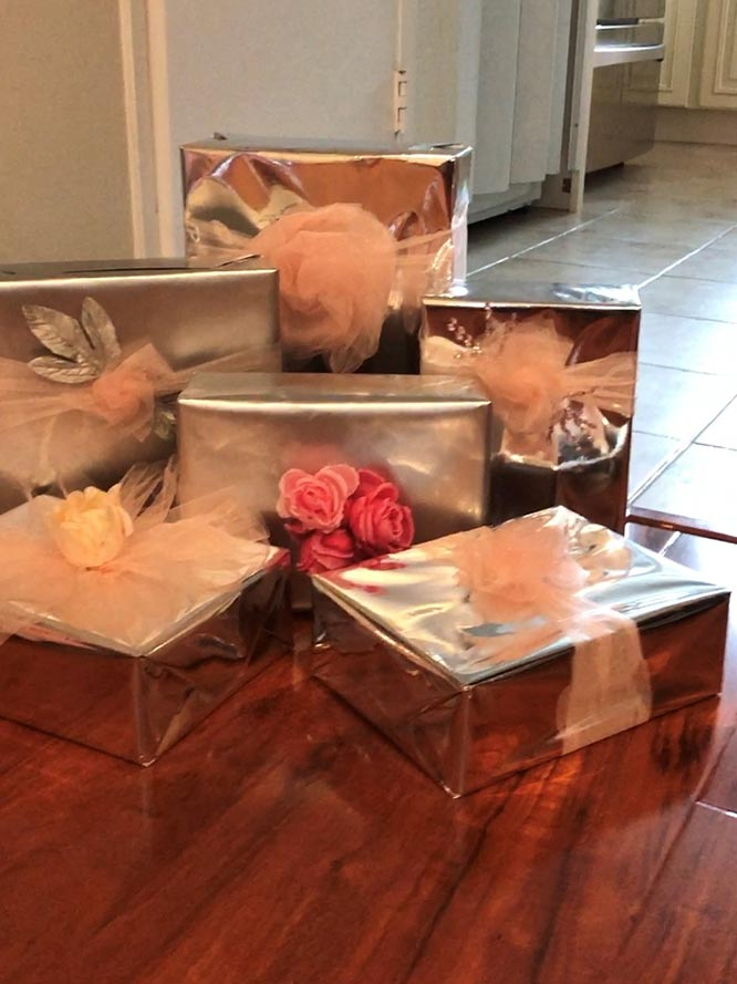 Manifa's Story: Planning my Bridal Shower