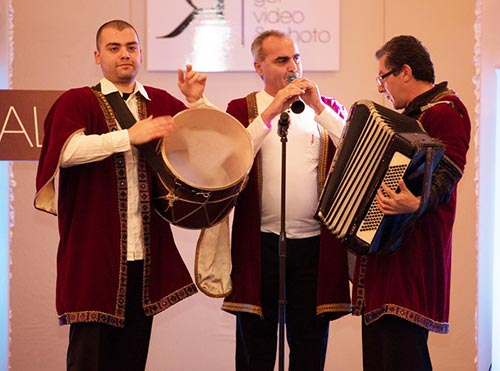 The Traditional Sound of Armenian Weddings