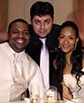 Celebrity Wedding: Mekhi Phifer & Reshelnet Barnes