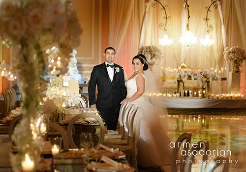 Featured Wedding: Narguess & Vahid