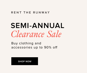 Rent The Runway Clearance